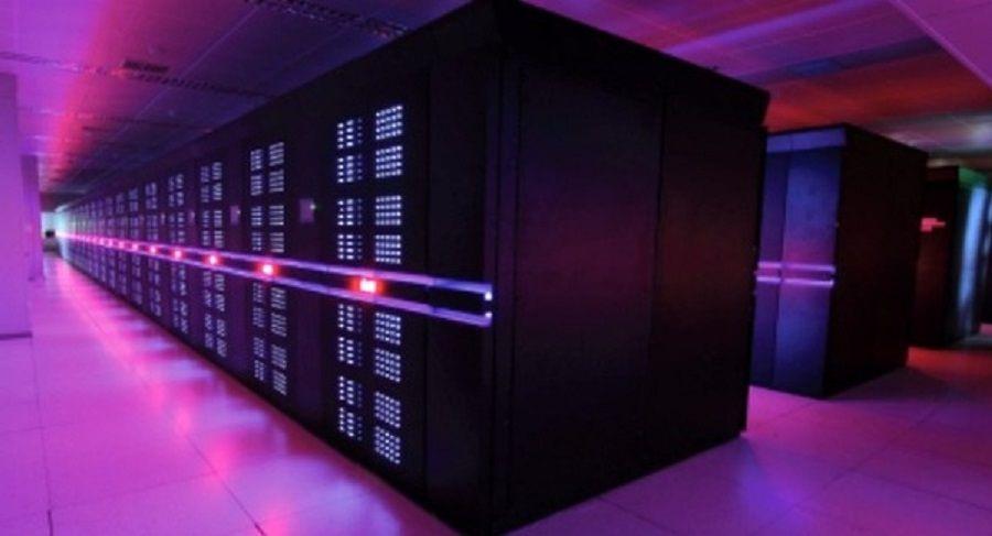 China bans super computer export