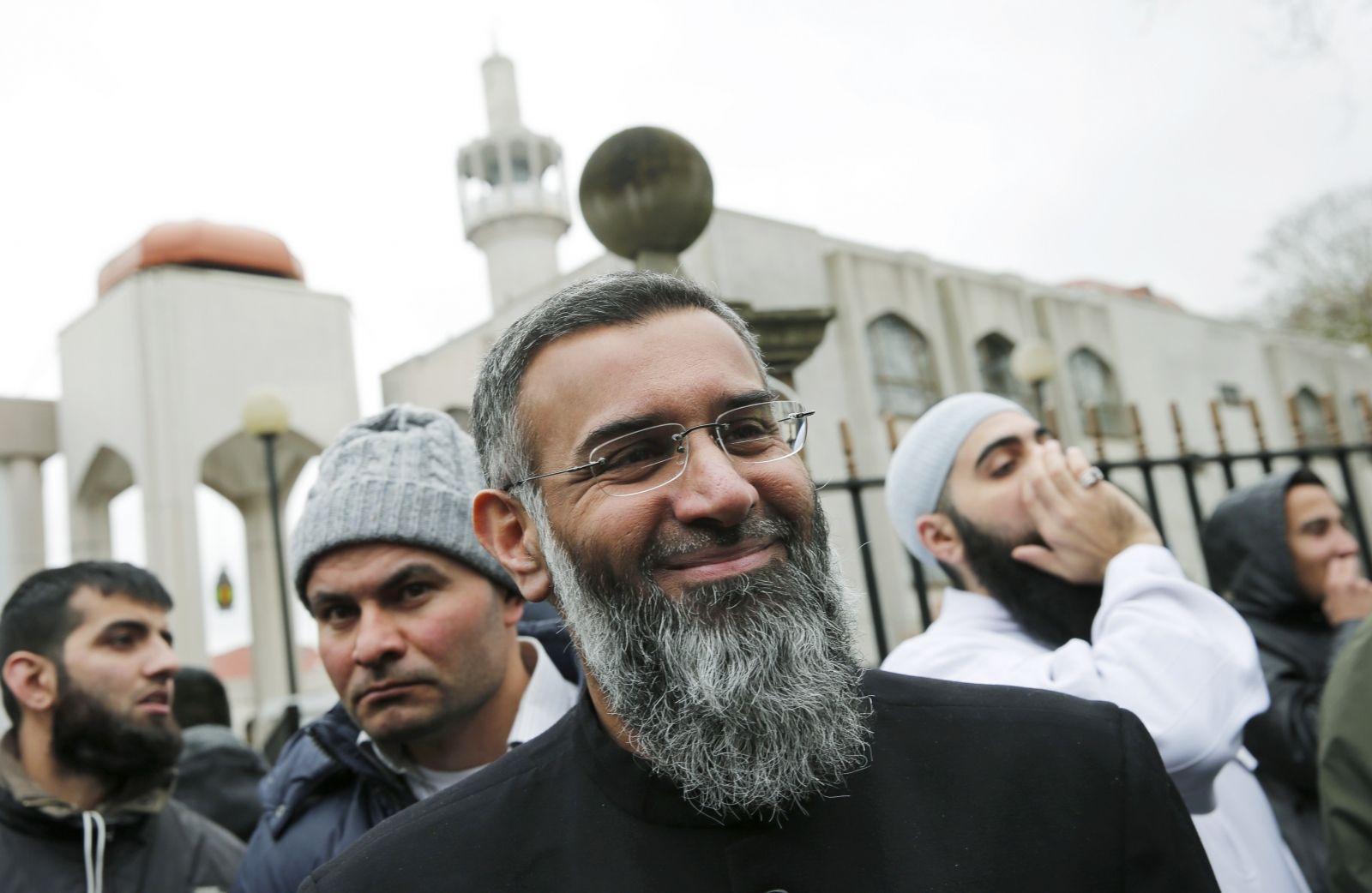 Anjem Choudary Charged