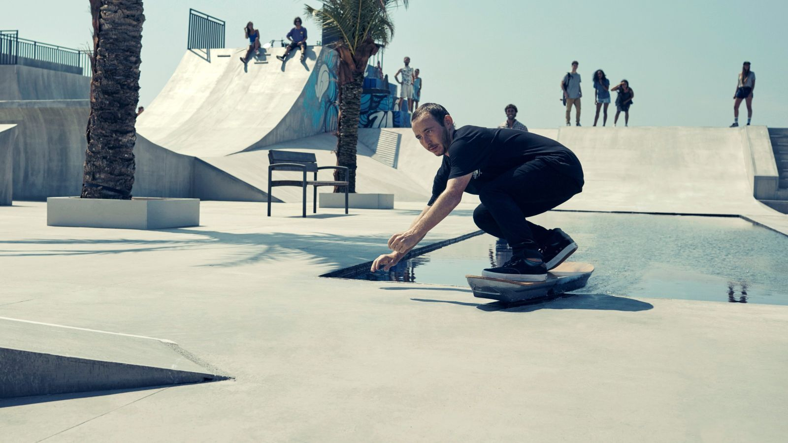 Lexus Hoverboard back to the future