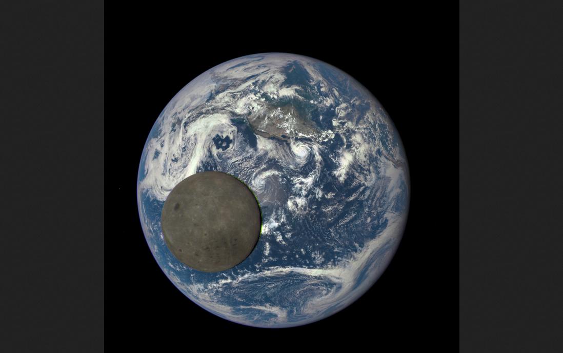 NASA Moon Image
