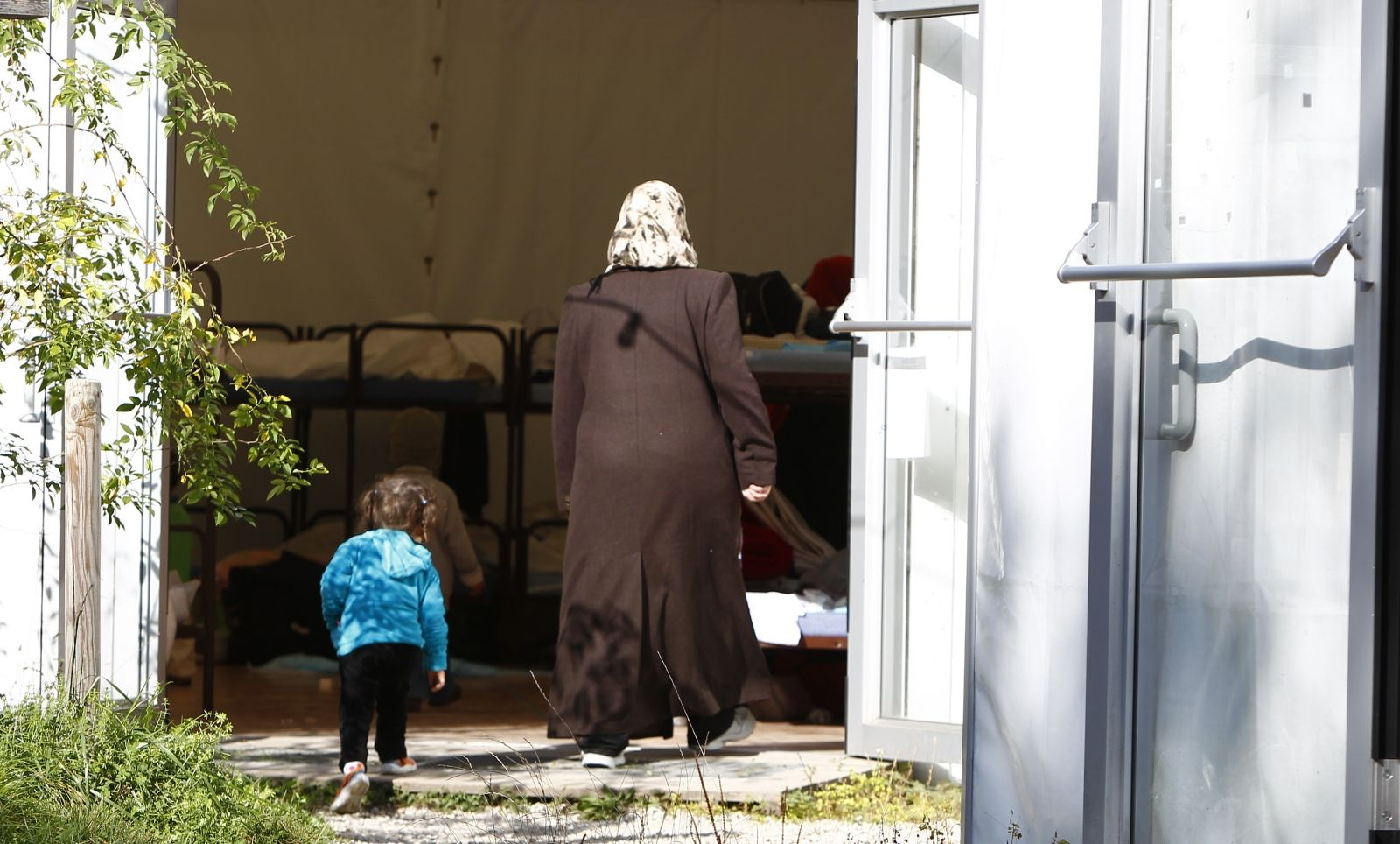 Germany Refugee Crisis