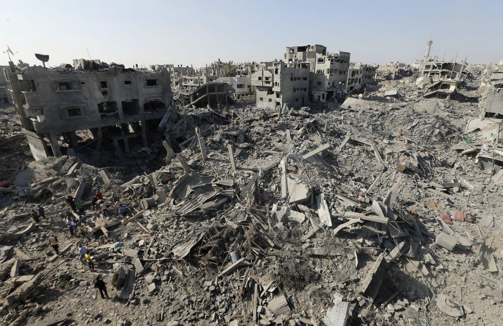 Gaza Bomb Israel IDF Middle East
