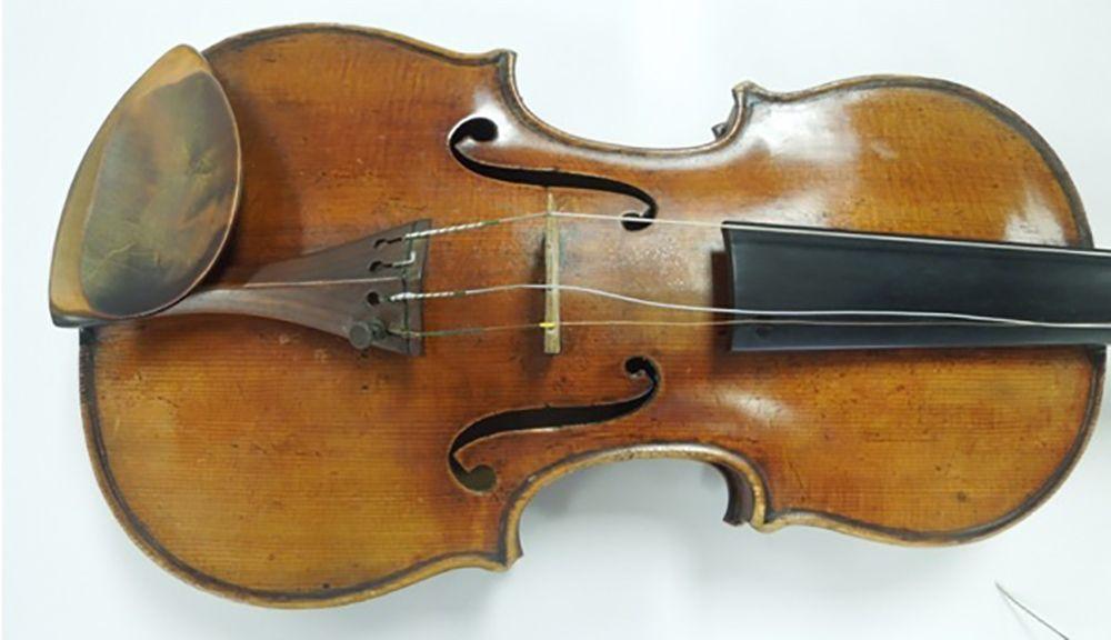 Stolen Stradivarius Violin Returned After 35 Years