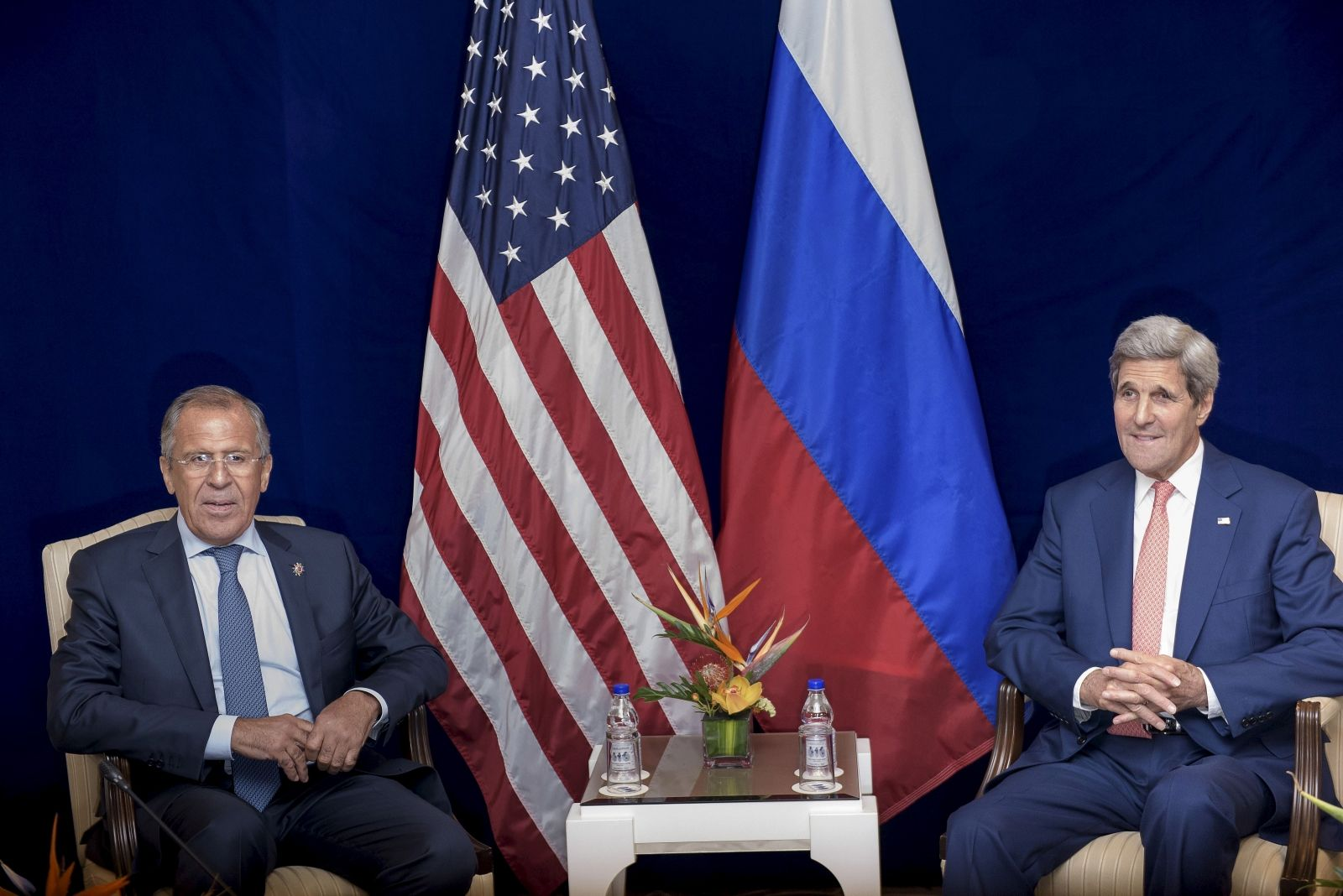 US and Russia UN resolution