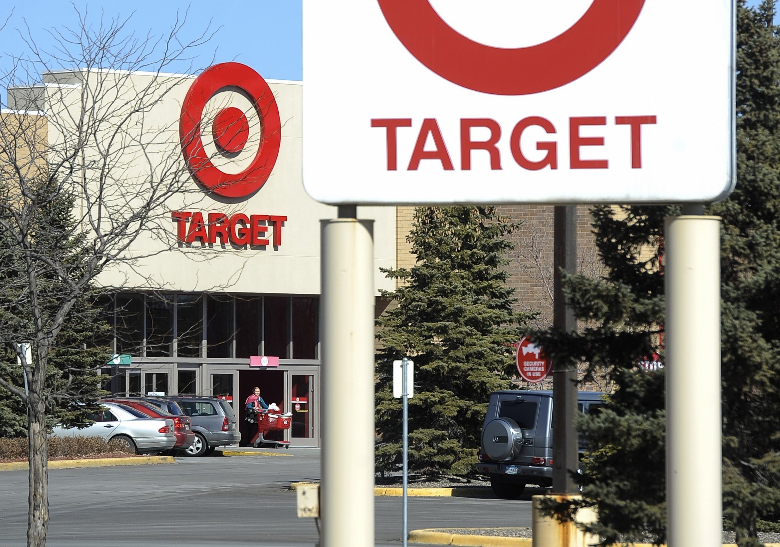 Target To Remove Gender Based Signs