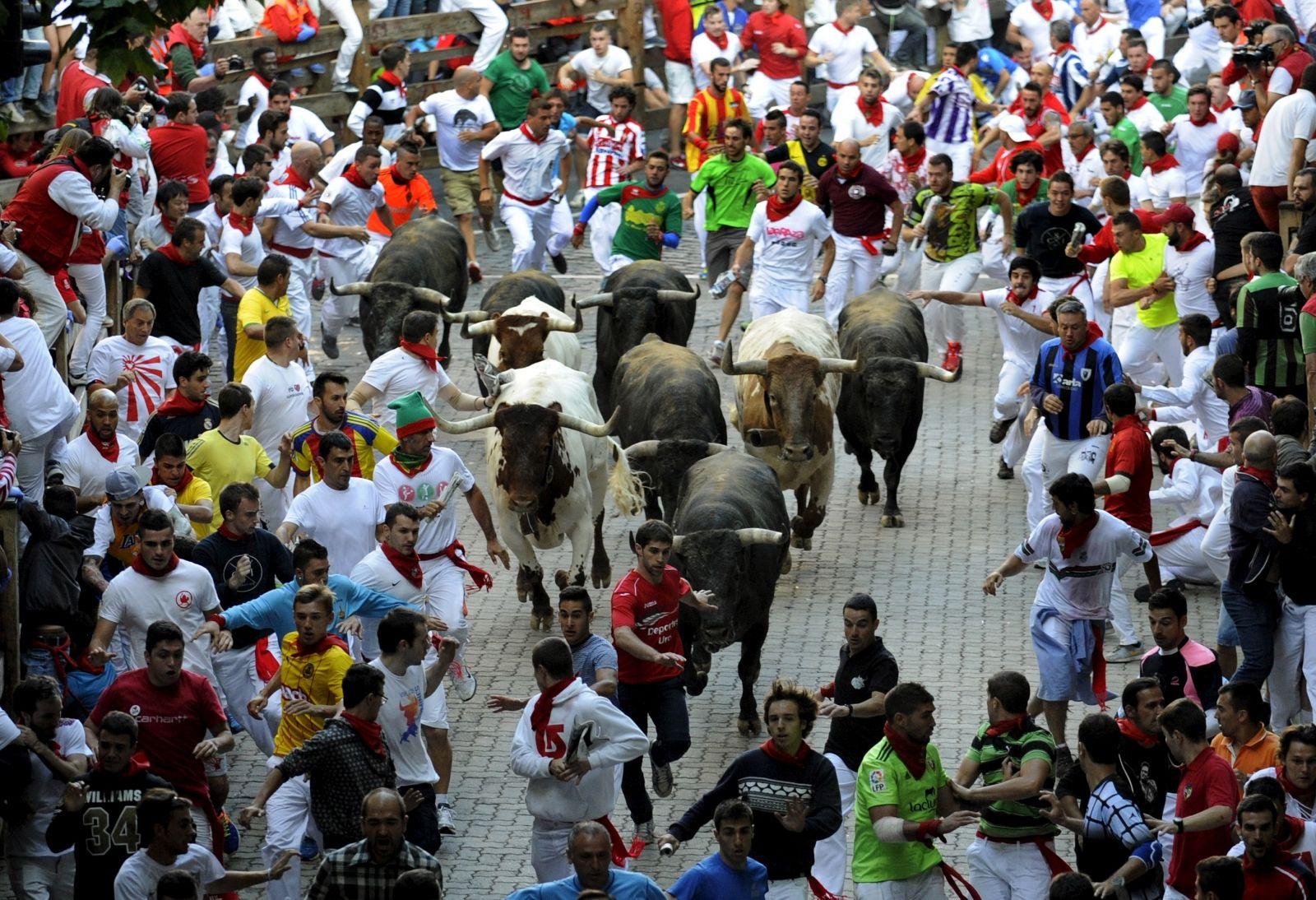 Fourth man killed in Spanish bull runs
