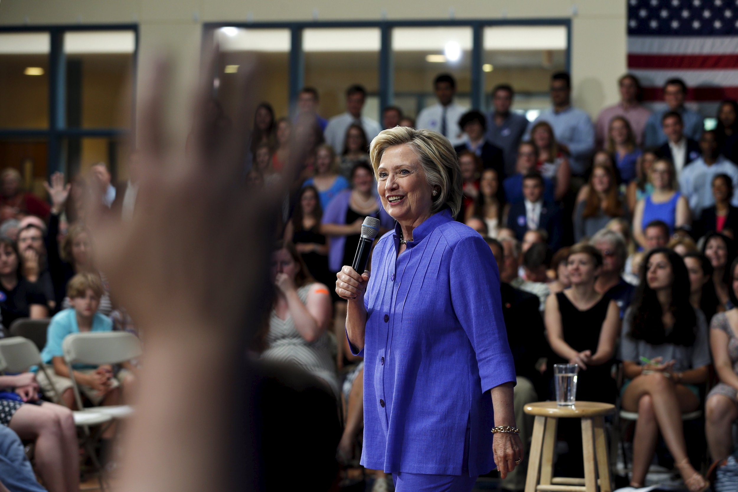 Clinton's plan for colleges 8_10_2015