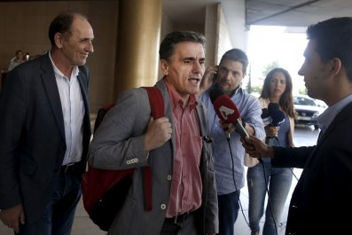 Greece bailout deal clinched
