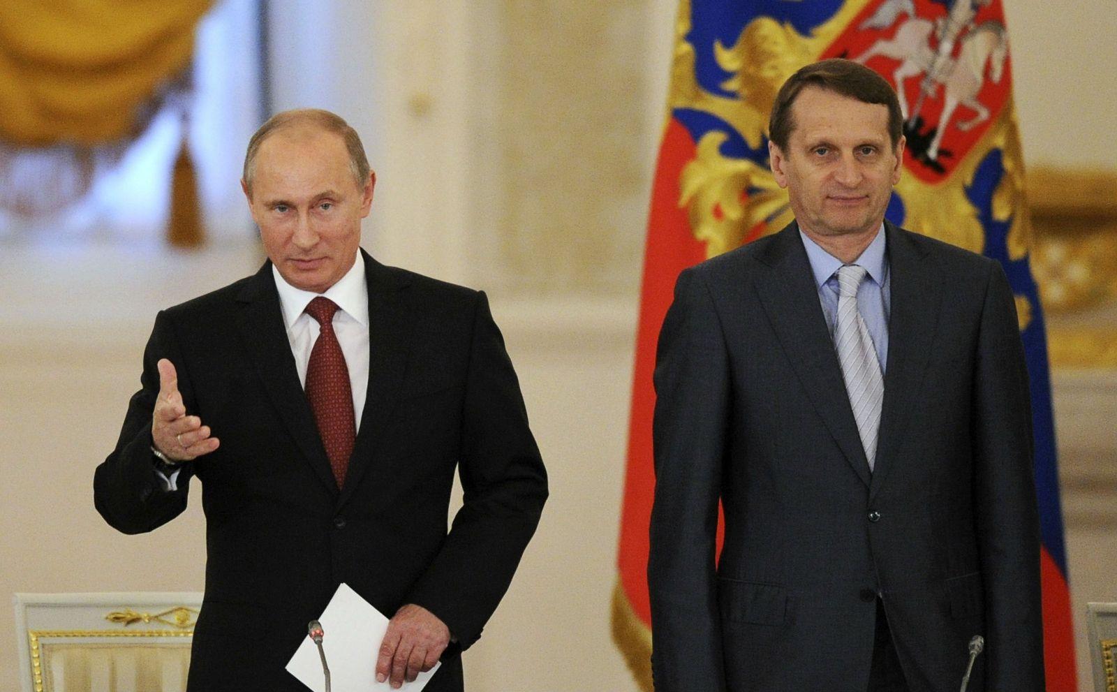 Putin ally warns of US aggravation