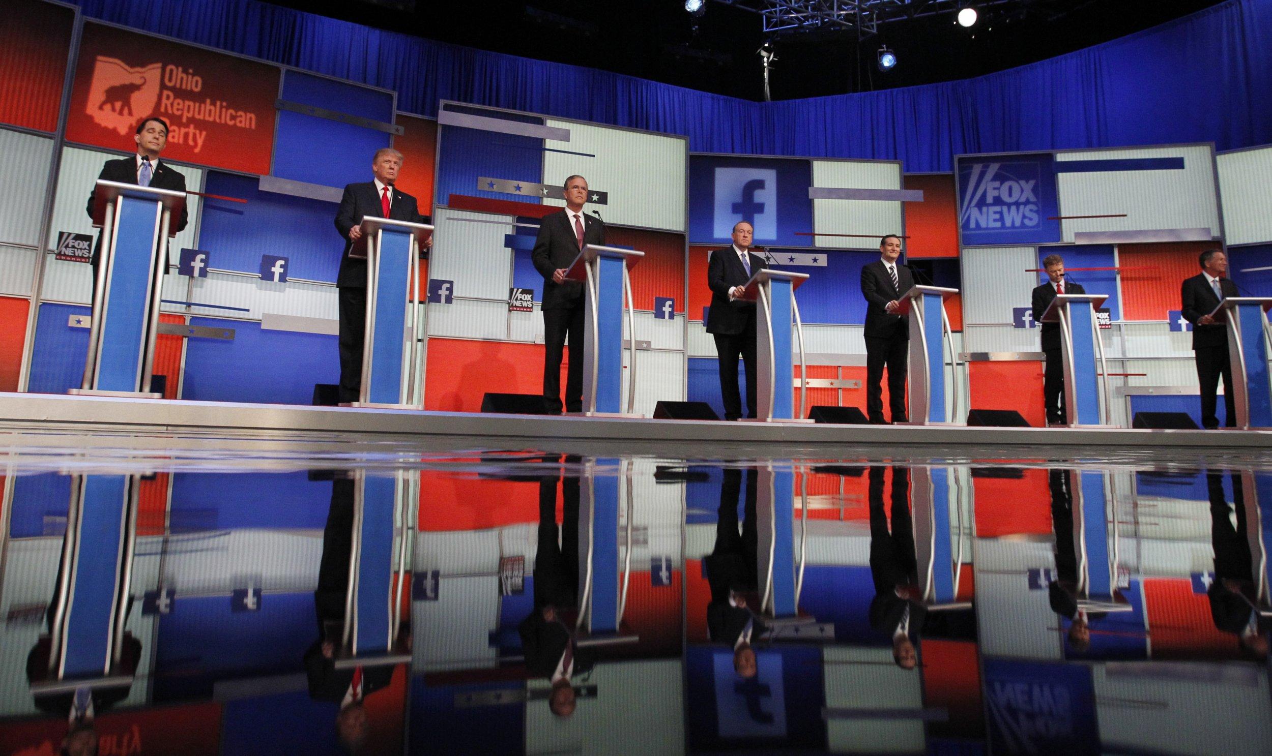 CNN, Nancy Reagan Invite 16 of 17 Republican Presidential ...