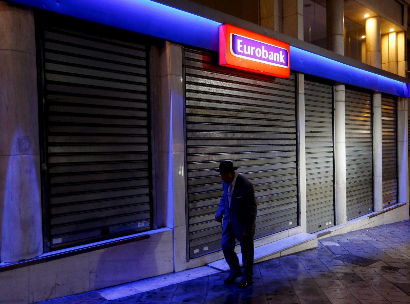 Capital Controls in Greece