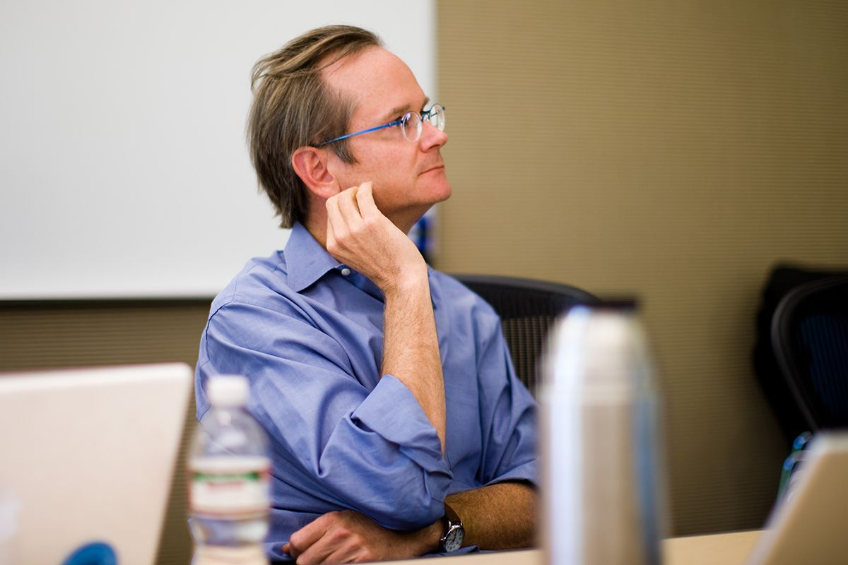 Lawrence Lessig for president