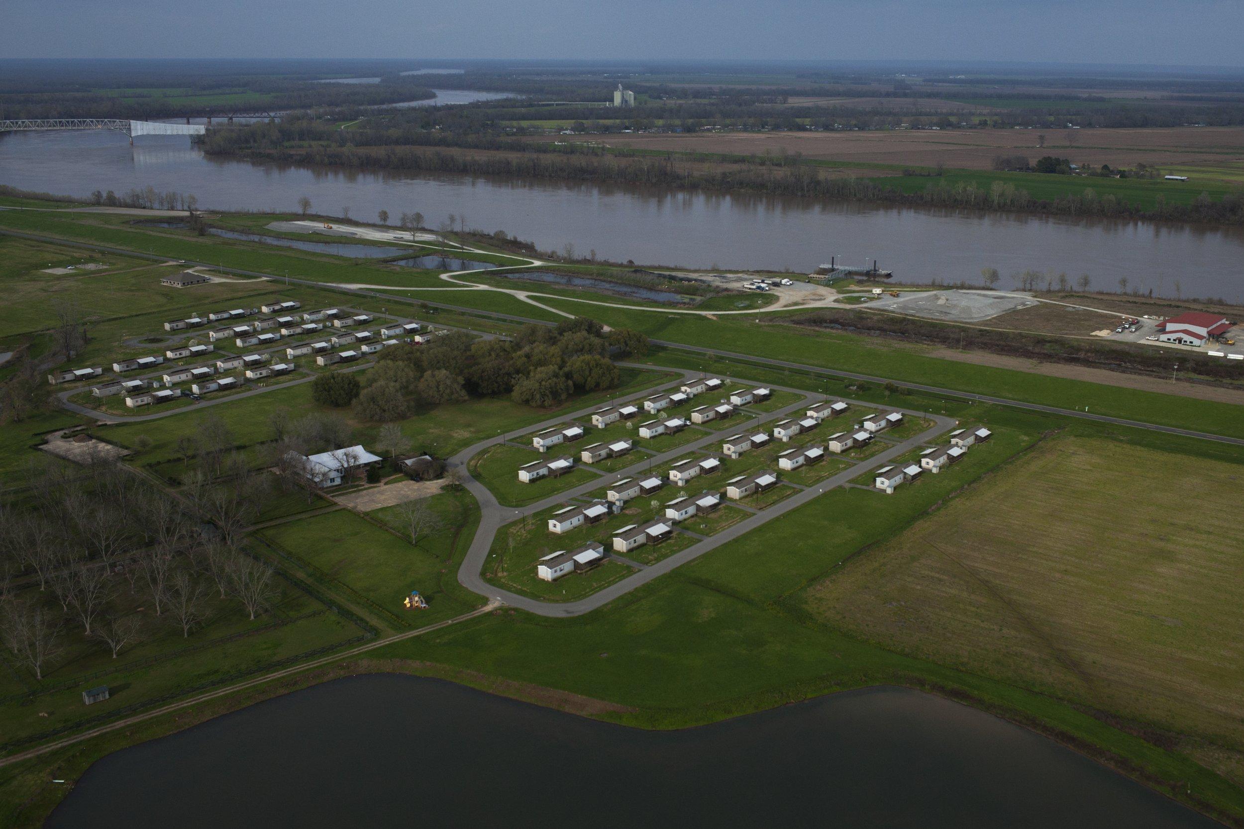 Louisiana road home project