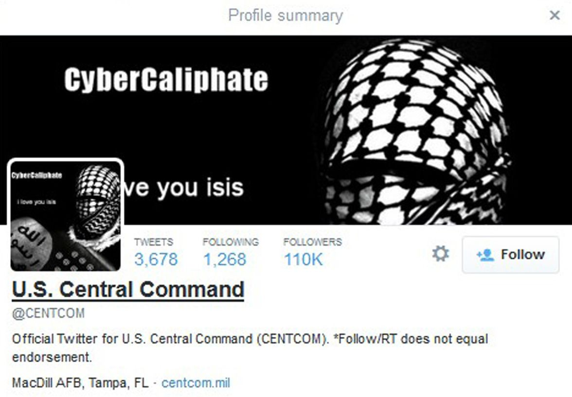 ISIS hack US employee details
