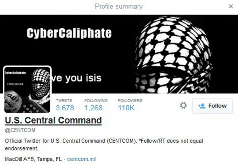ISIS hack US employee details