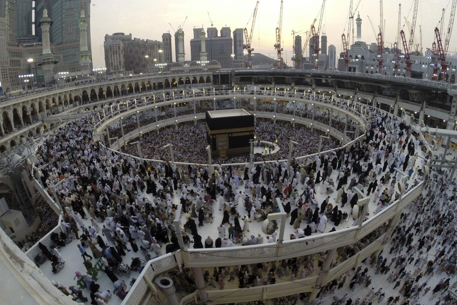 Islam Muslims mecca hajj