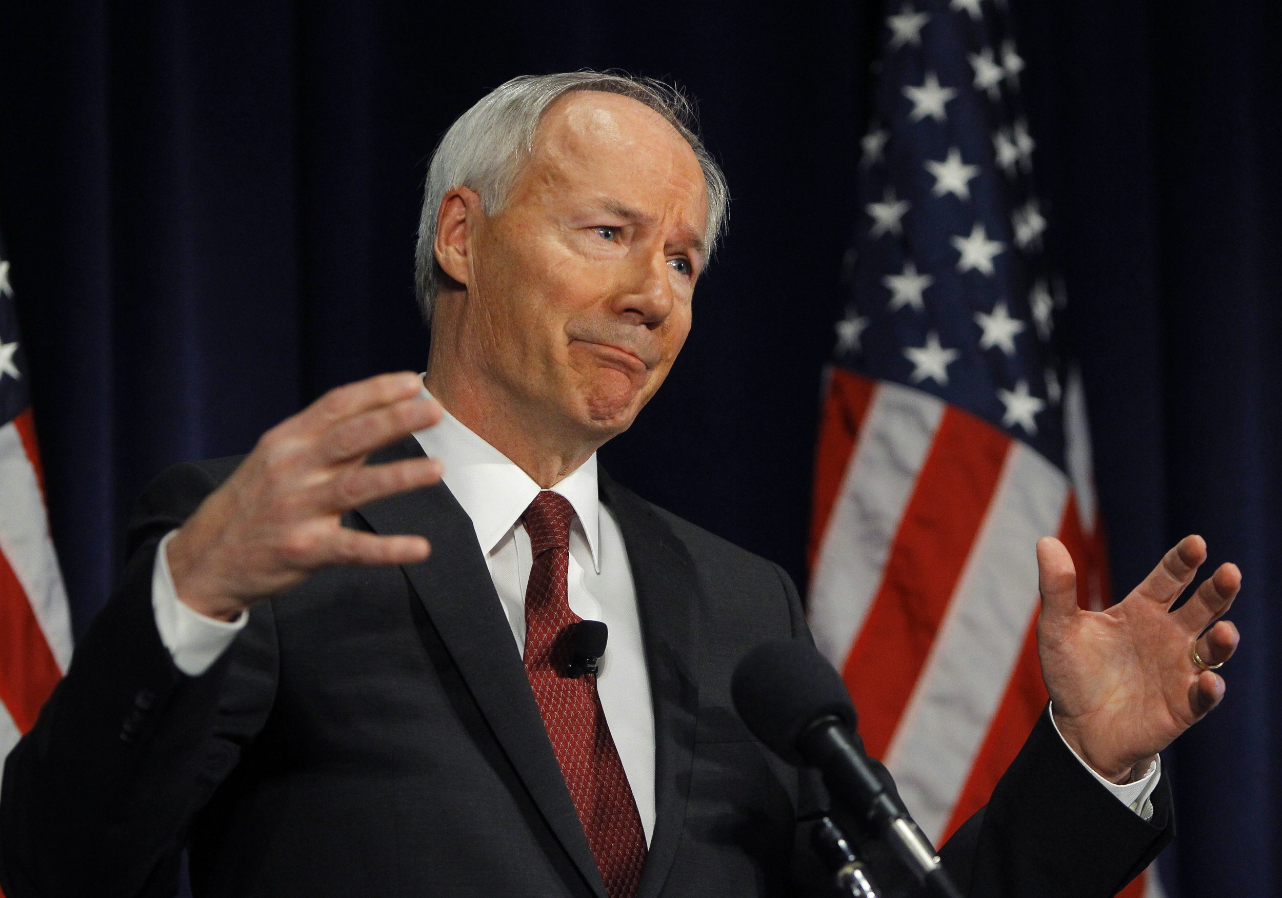 Arkansas Is Fourth State to Halt Planned Parenthood Funding
