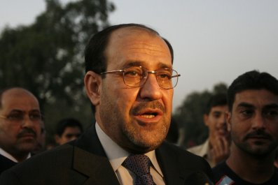 Iraq Maliki Middle East ISIS Islamic State