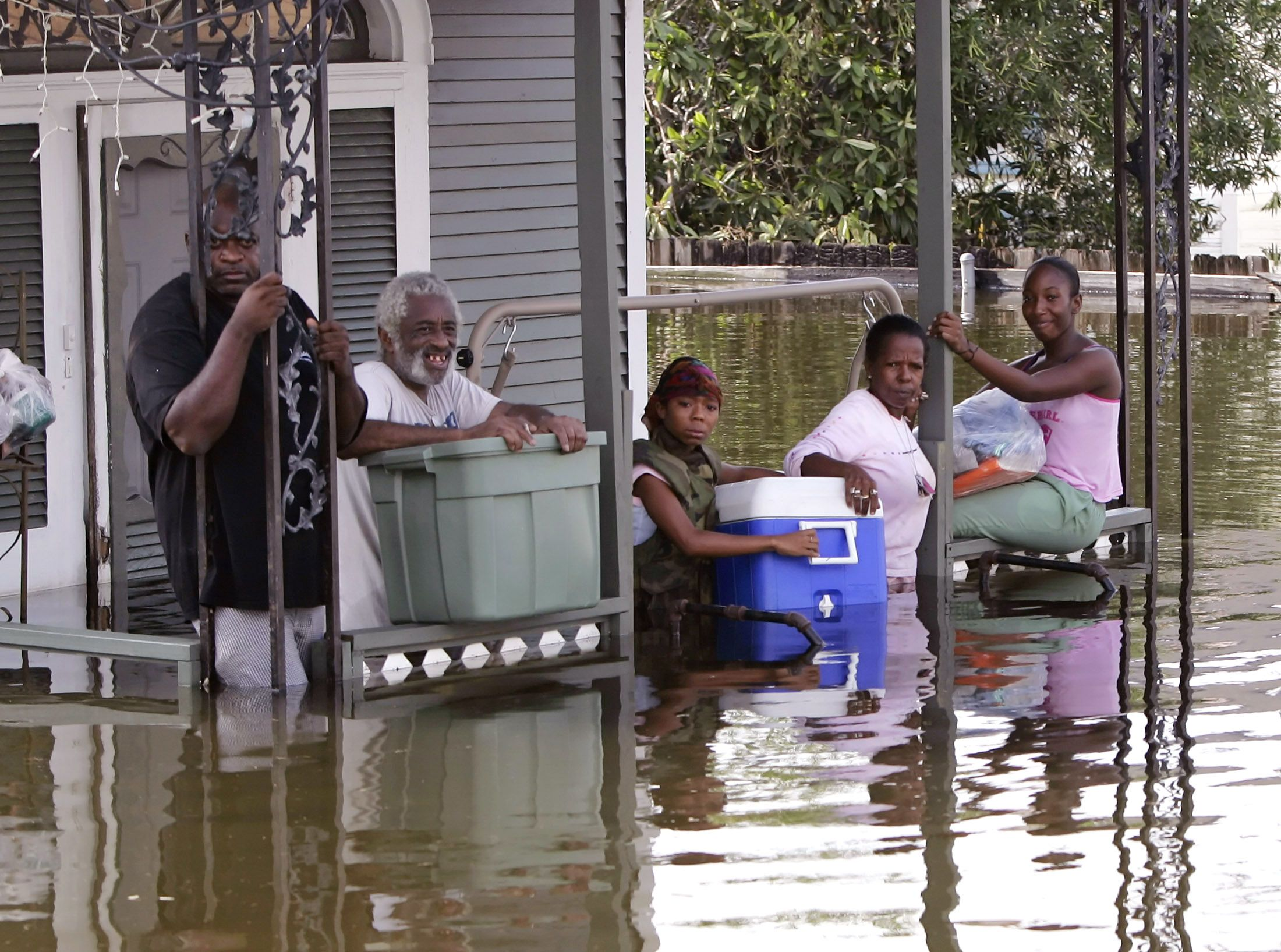 What Went Wrong The Story Of Katrina And A Disastrously