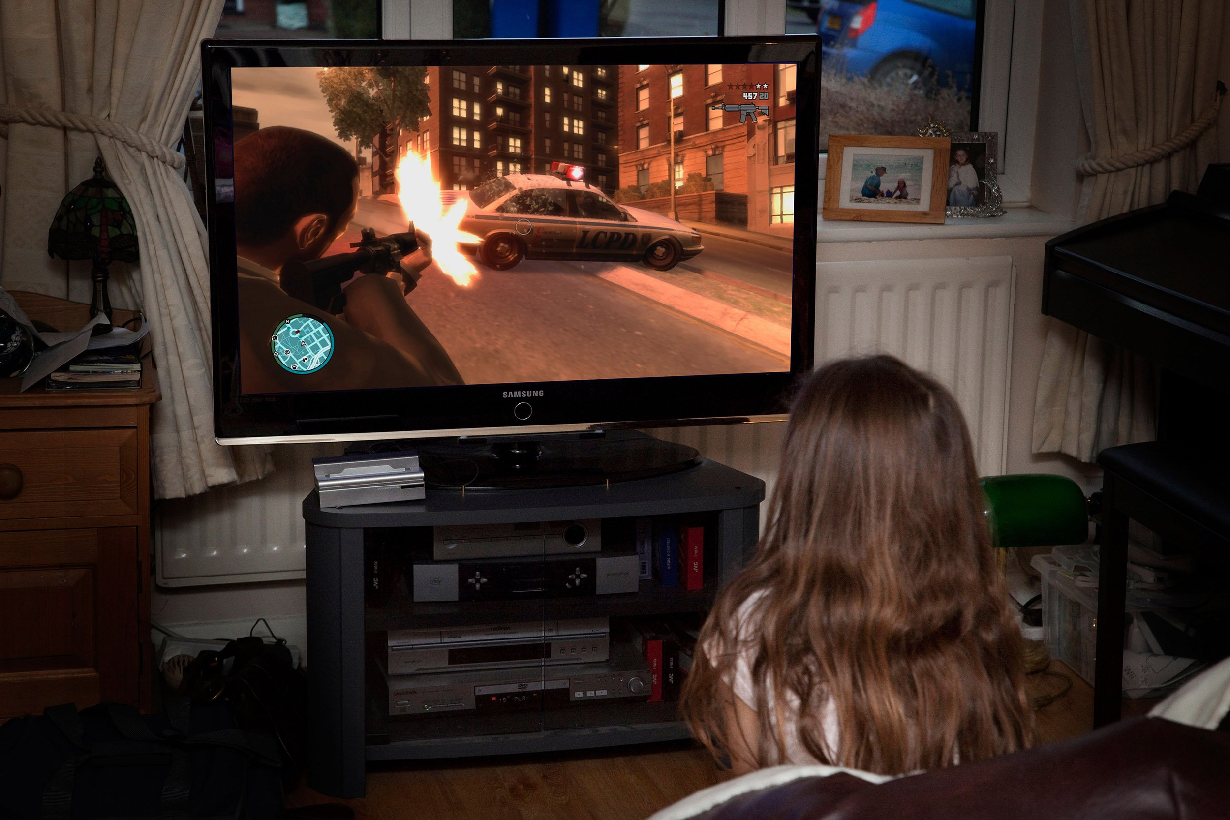 Violent Video Games Cause Behavior Problems problems cause behavior