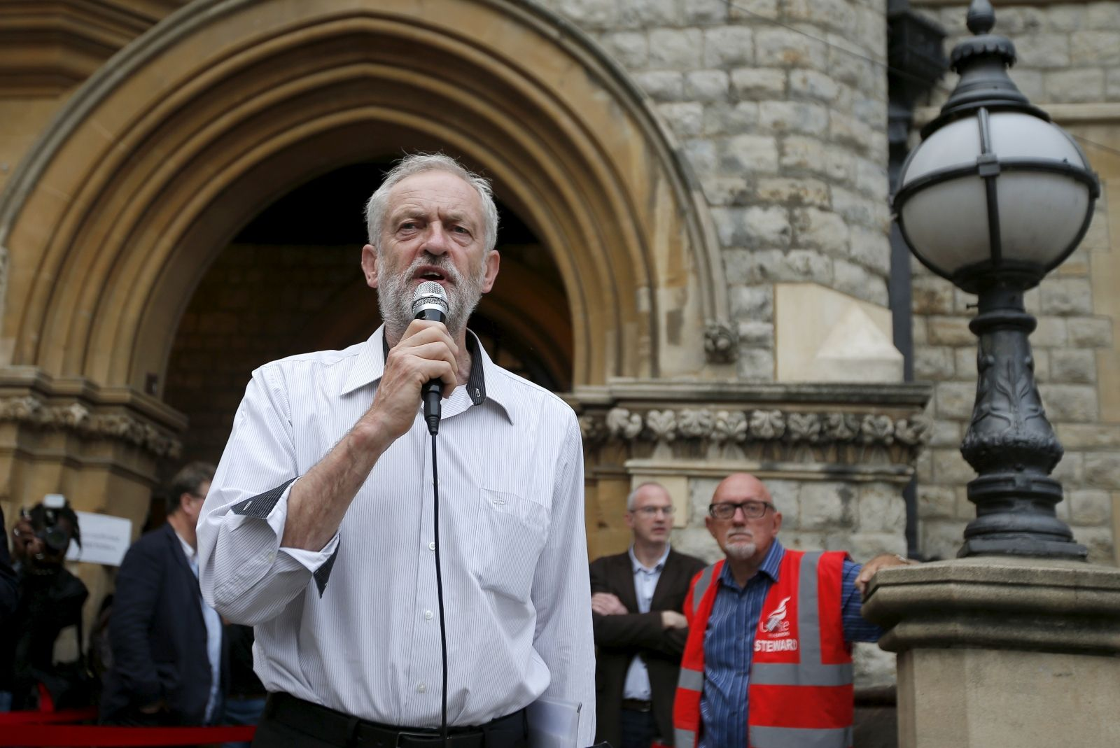 Corbyn Israel Palestine Semitic Labour UK