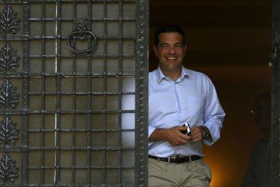 Tsipras calls Greek elections