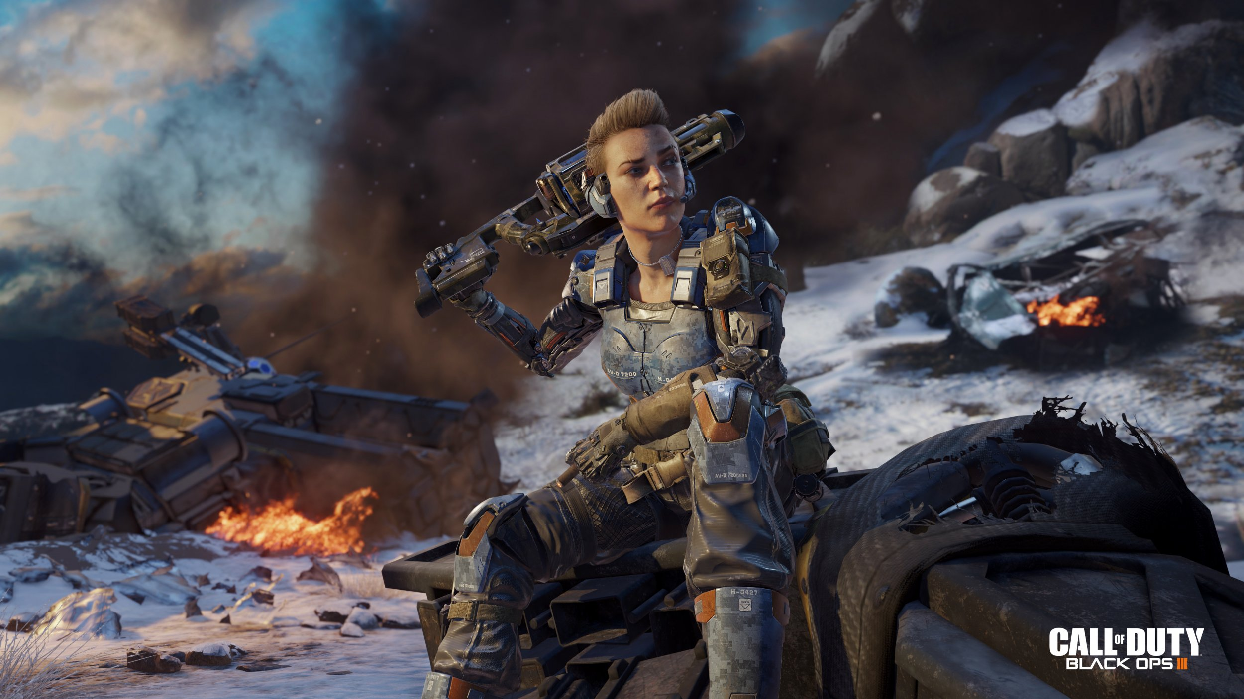 Beta of 'Call of Duty: Black Ops 3' Shows a Slower, More