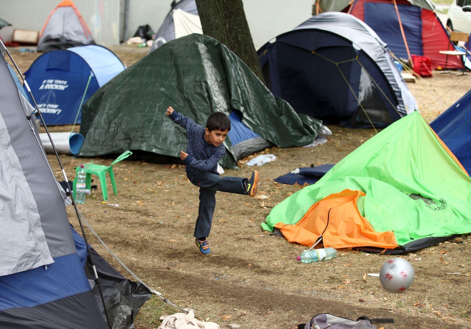Refugees in Austria