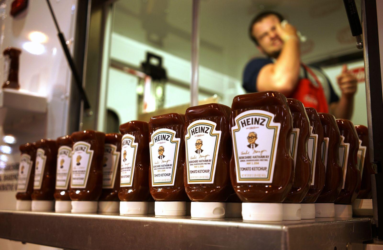 Heinz Ketchup Israel