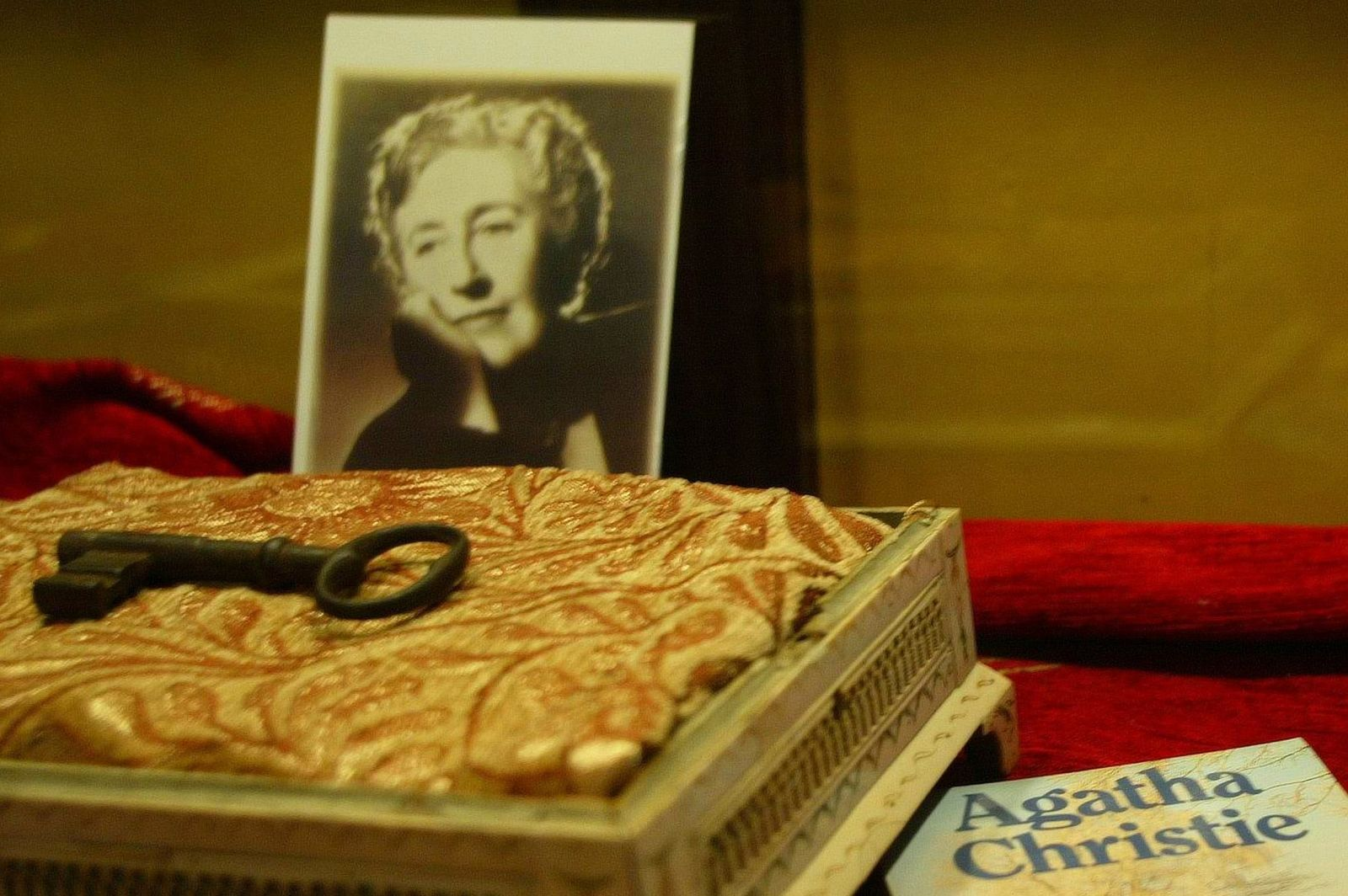 Agatha Christie Works Discovered
