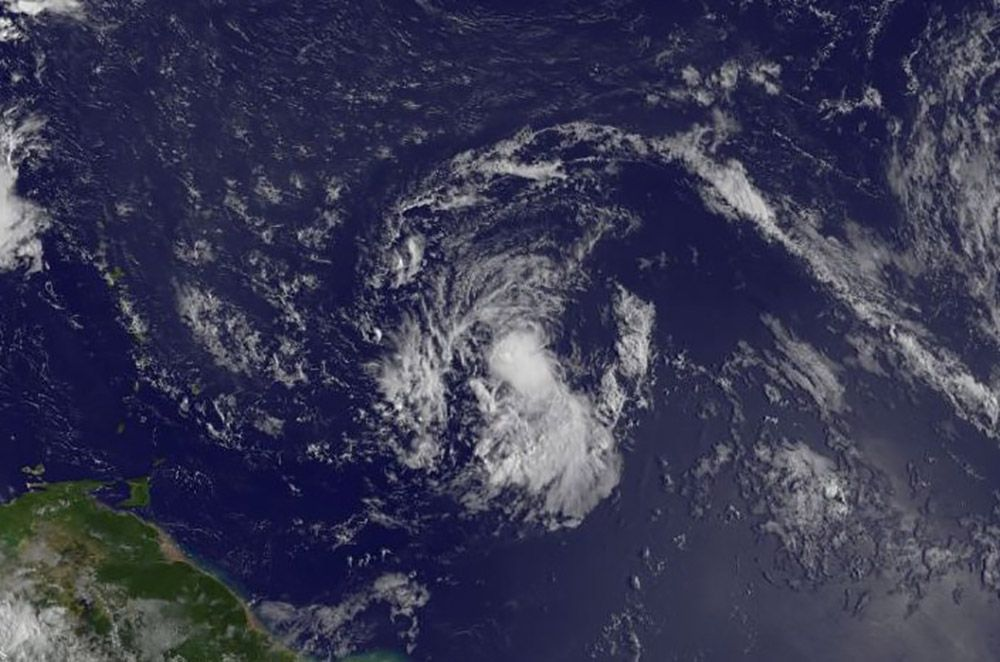 Tropical Storm Erika Moves Towards Caribbean, Could Become Hurricane