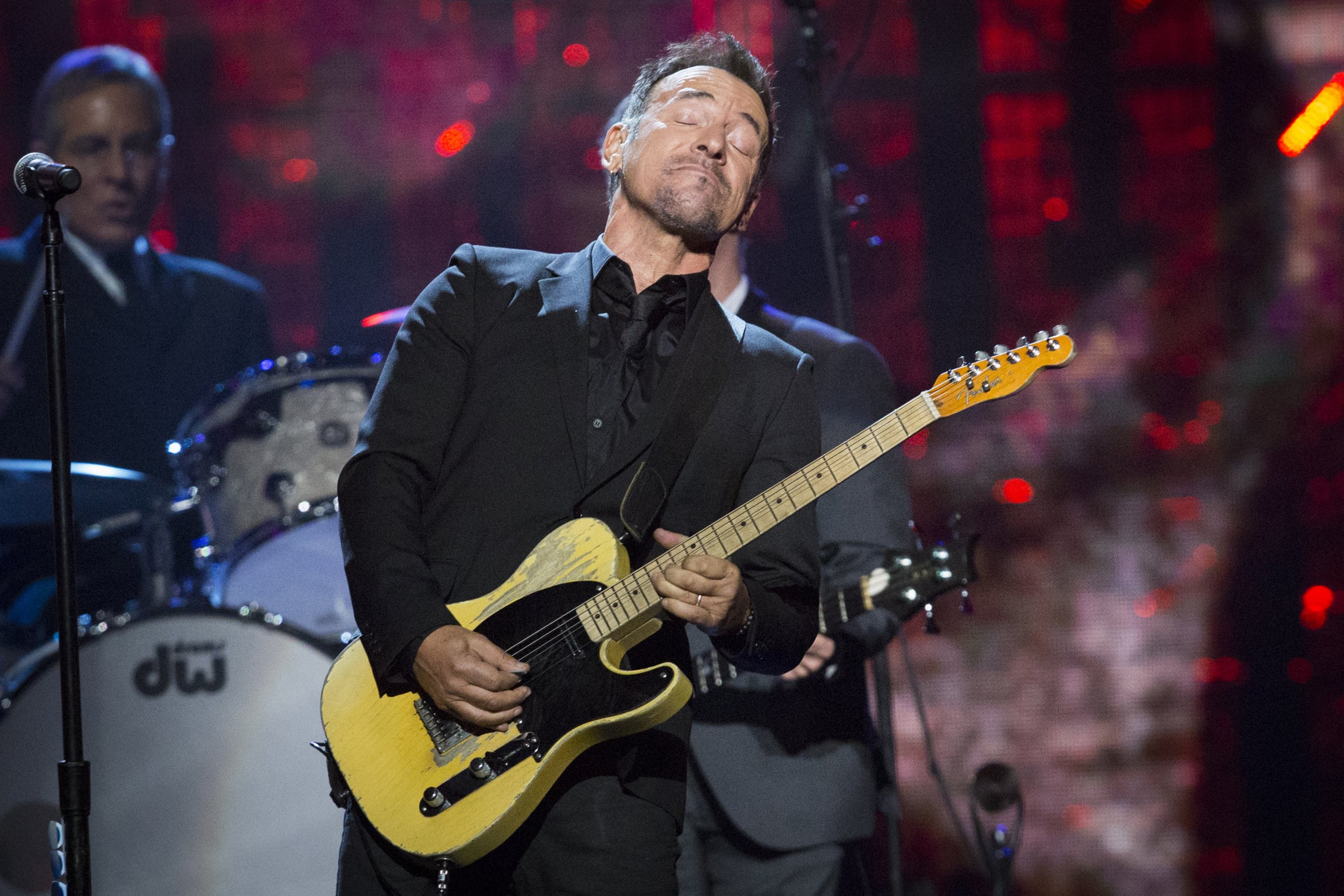 Newsweeks Cover On Bruce Springsteen Making Of A Rock Star