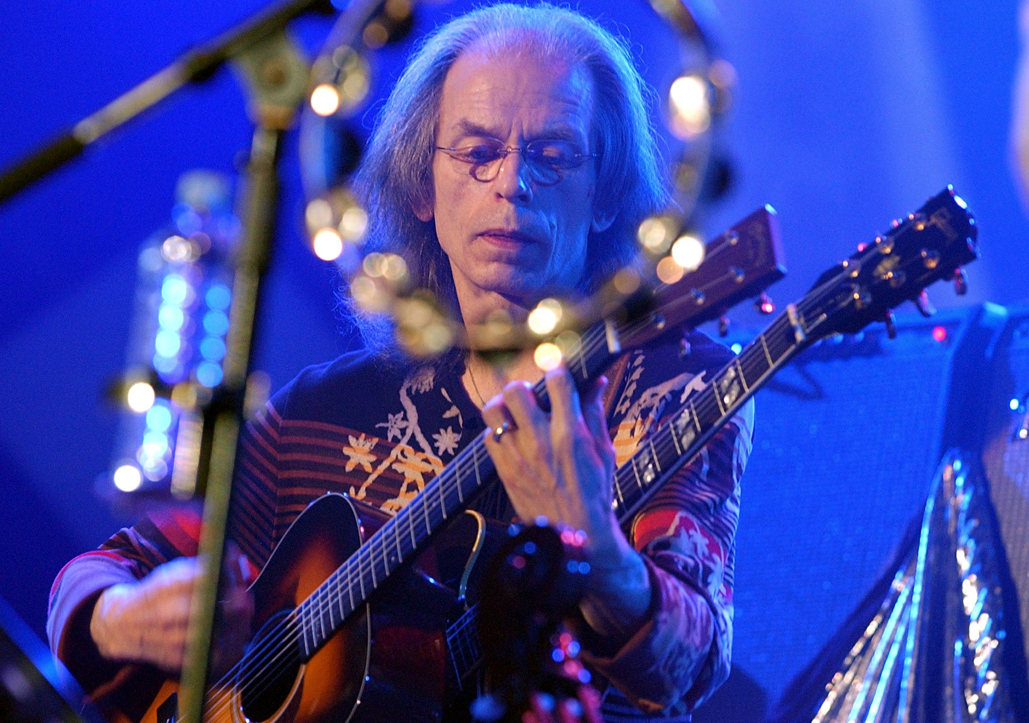 Getting To Yes  An Ode To Guitar Wizard Steve Howe