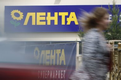 Russia takes detergents off shelves