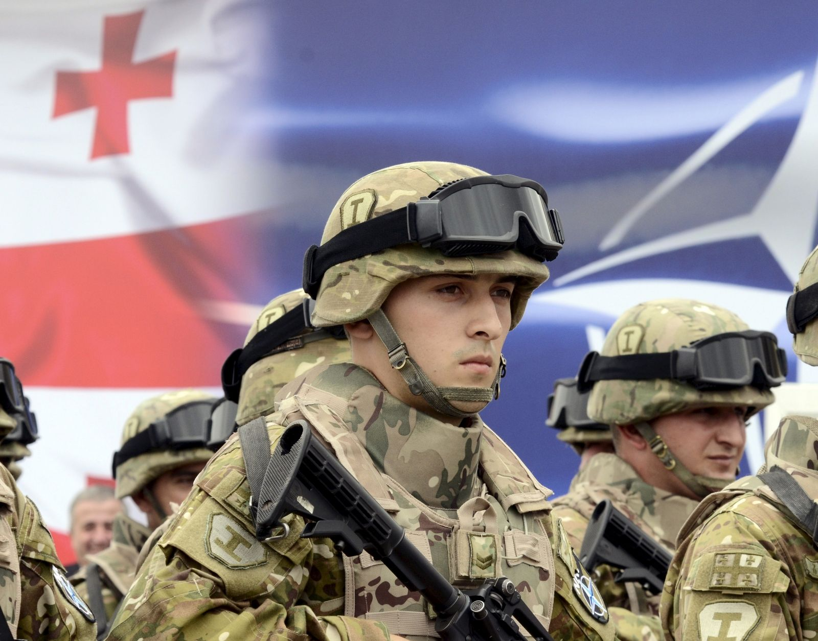 Russia calls NATO centre in Georgia provocation
