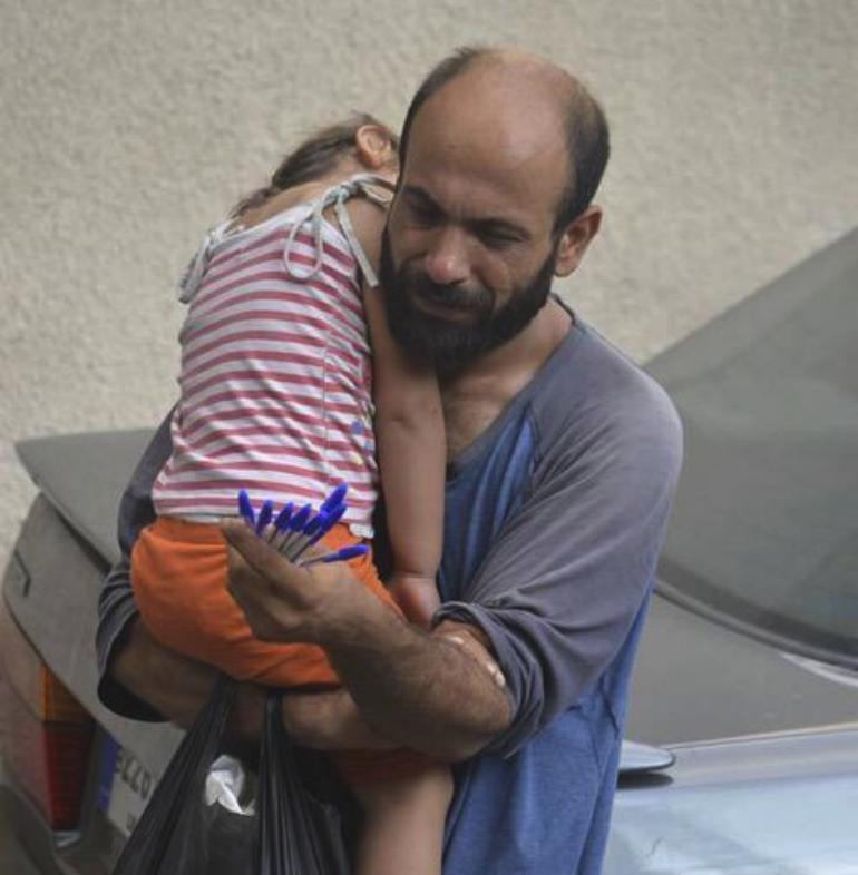 Syrian Refugee Lebabon Beirut
