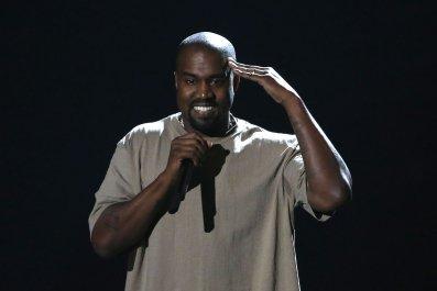 Kanye West announces presidential bid