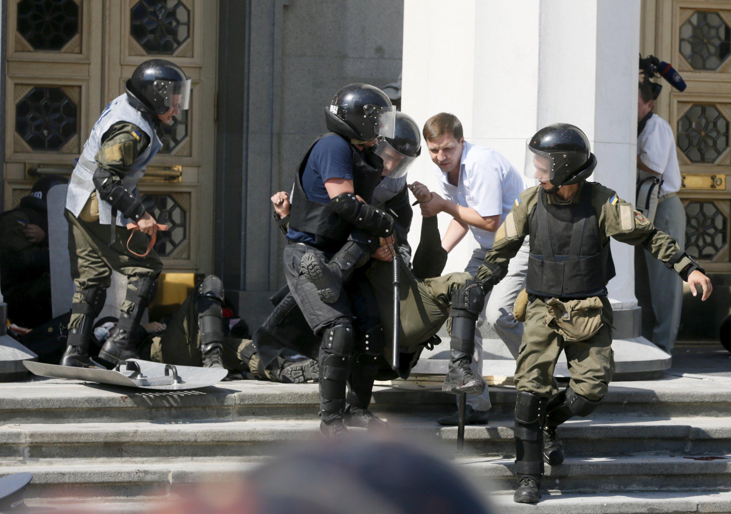 Kiev Blast
