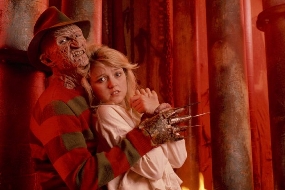 Image result for A Nightmare on Elm Street wes