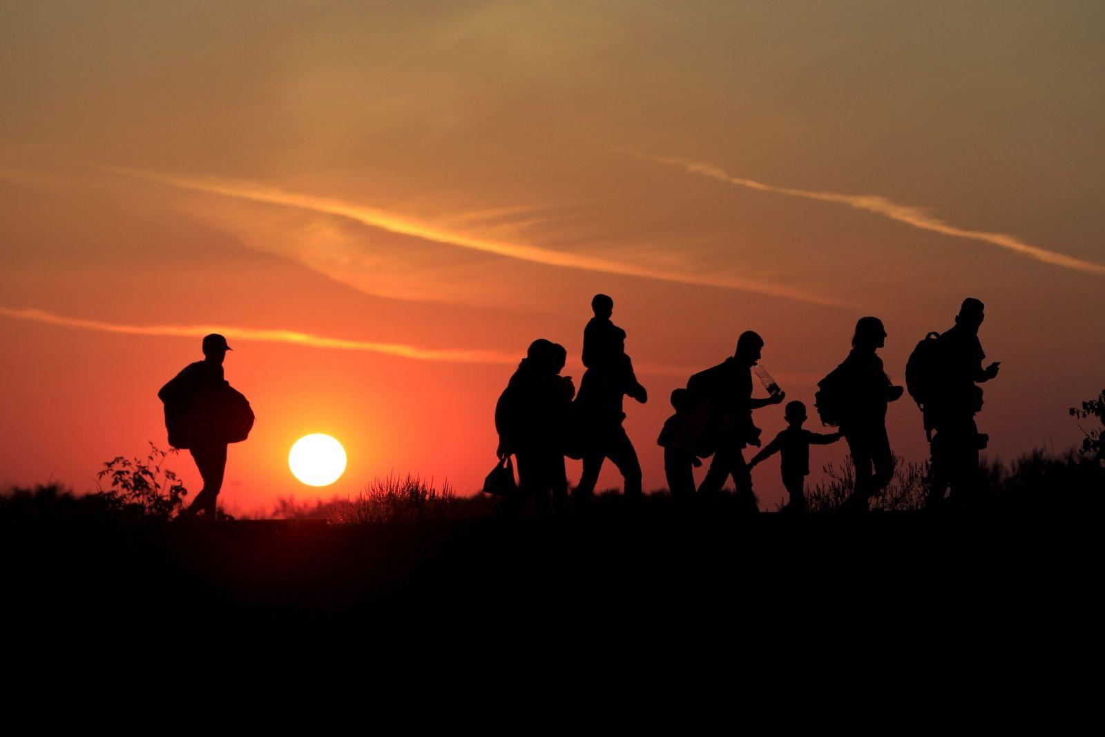 EU Migrants Europe Africa