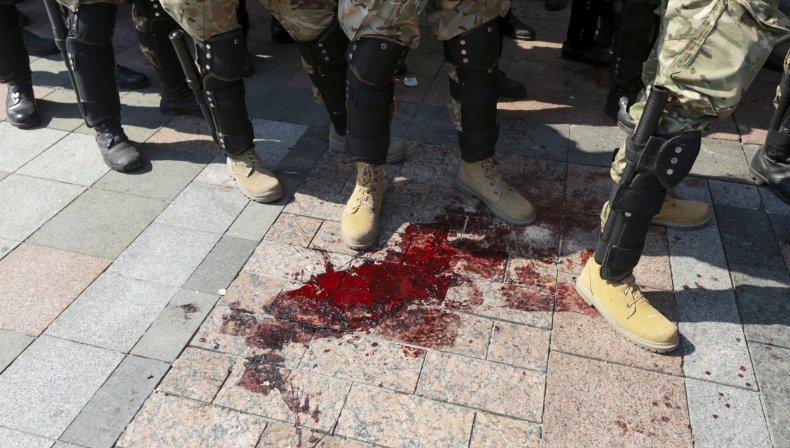 ukraine protets