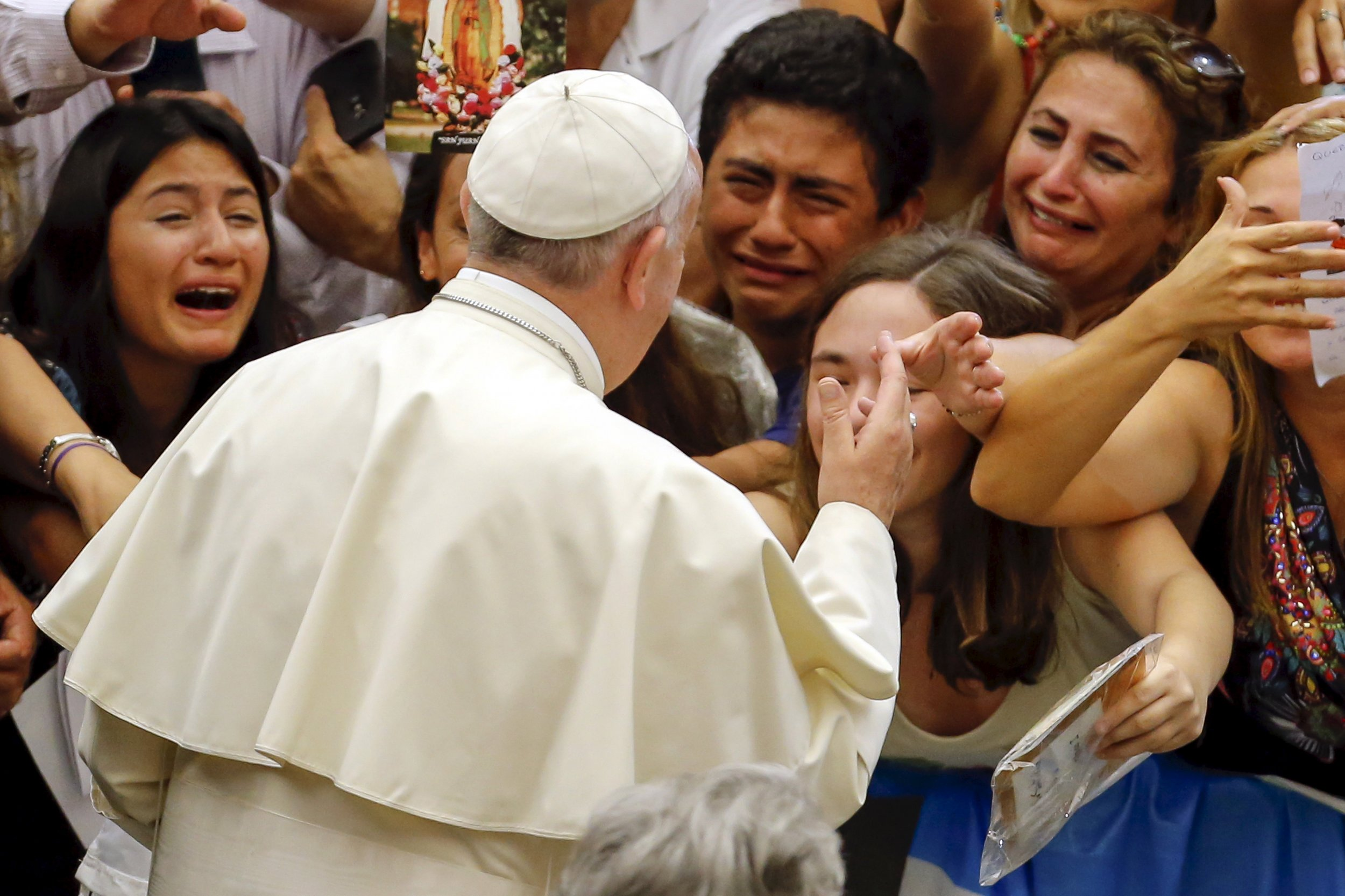 9-1-15 Pope Francis