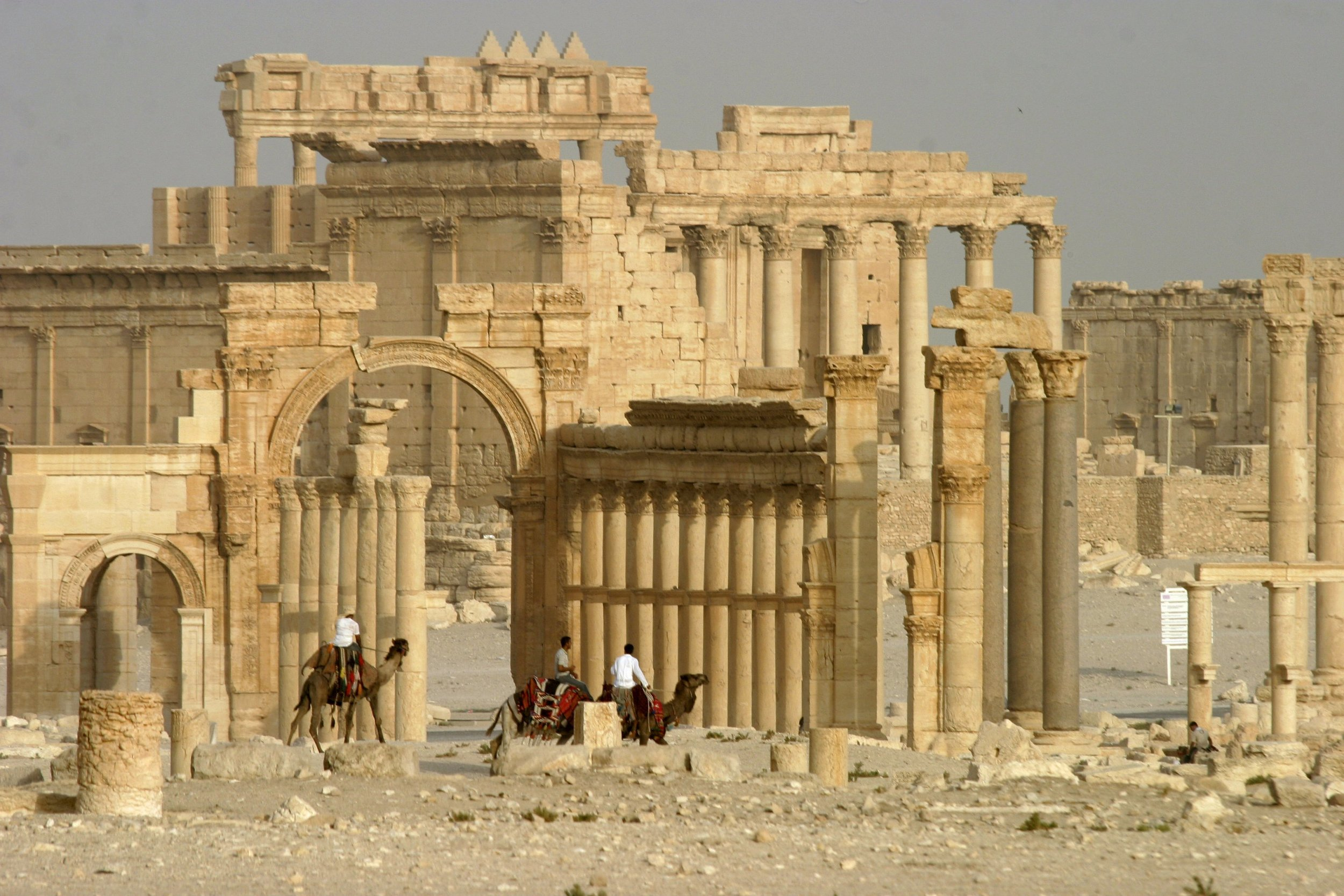 What Is Lost With ISIS's Destruction of Syria's Temple of Bel
