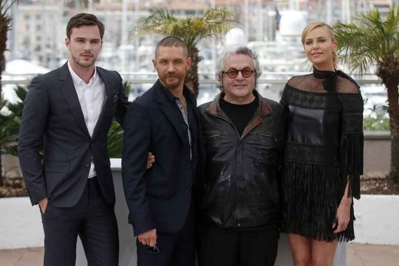George Miller and Cast of Mad Max:FuryRoad