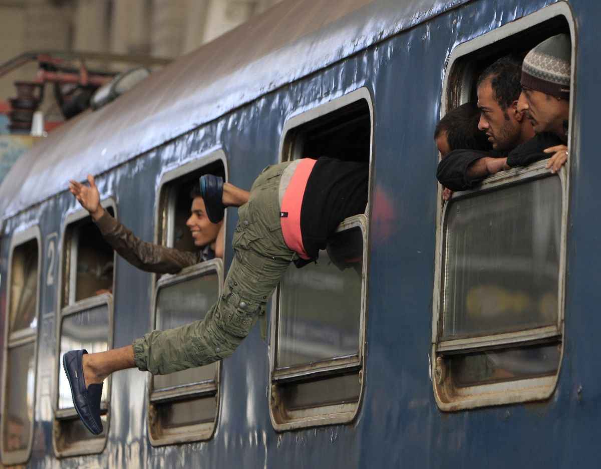 Budapest station re-opens