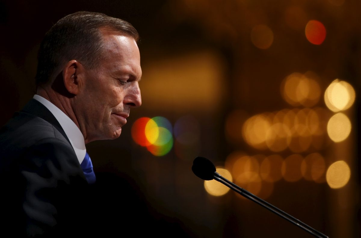 Tony Abbott compares ISIS to Nazis