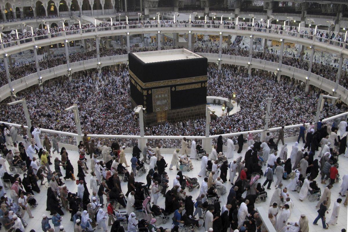 Kabah Mecca