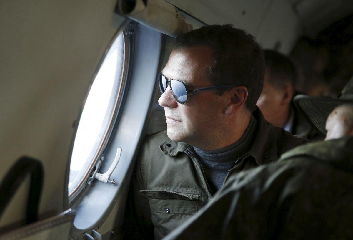 Russia air base Belarus Medvedev