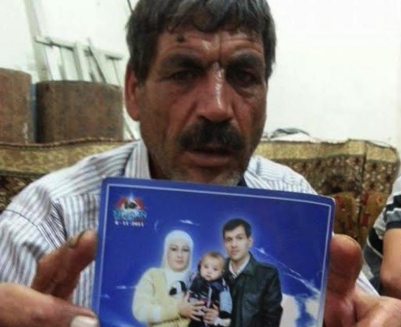 Aylan Kurdi Kobane Syria