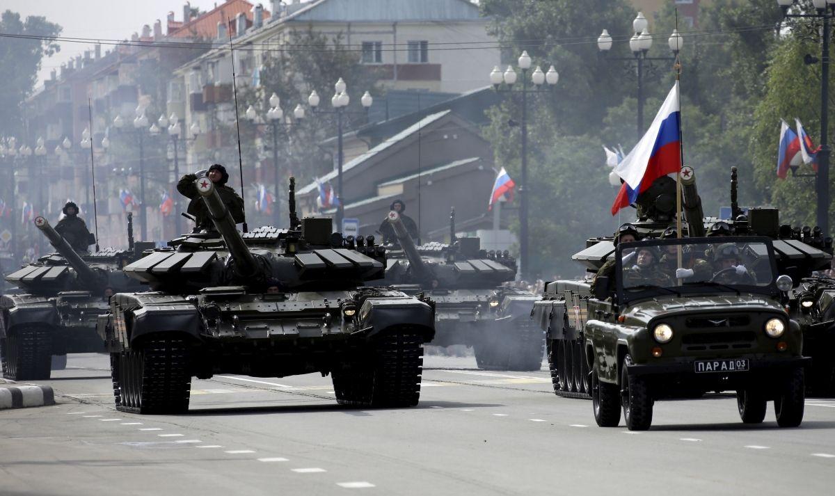 U.S. Monitors Russia